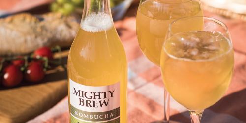 Mighty Brew Kombucha